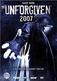 1 of 1 - WWE: Unforgiven 2007 DVD (2008)