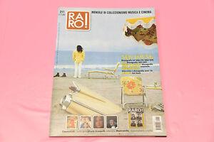 RARO-RIVISTA-DISCOGRAFIA-LP-7-034-EX-N-211-NEIL-YOUNG-GEMELLE-KESSLER-TOZZI