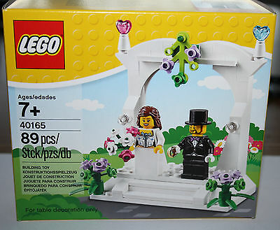 LEGO  - 40165 Hochzeit / Wedding Favour Set - Neu & OVP