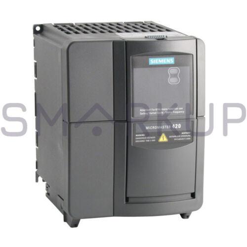 Used /& Tested SIEMENS 6SE6420-2UD24-0BA1 Inverter Drive MICROMASTER 420 4KW 380V
