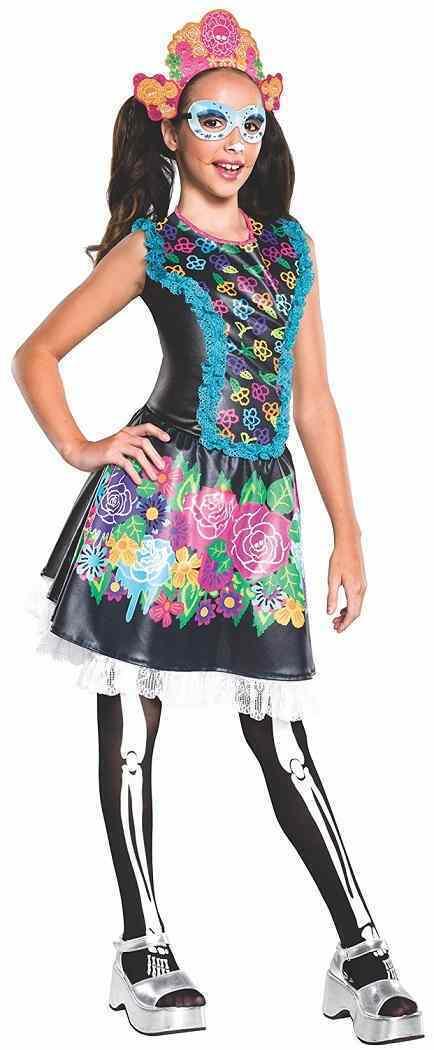 Monster High - Skelita Calaveras Child Costume