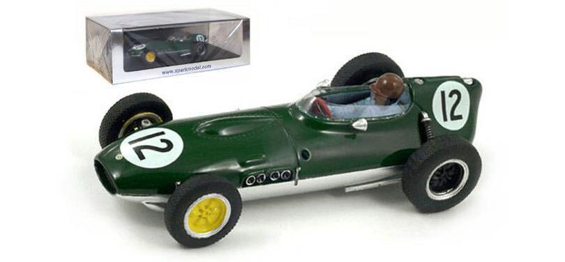 SPARK S1836 LOTUS 16  12 GP Tedesco 1958-CLIFF Allison SCALA 1/43