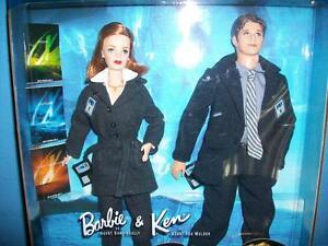 Barbie & Ken - Le paquet cadeau X-file - cheveux longs