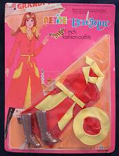 Original 1970s Petite Boutique Carded Outfit Fits Barbie Plus #1