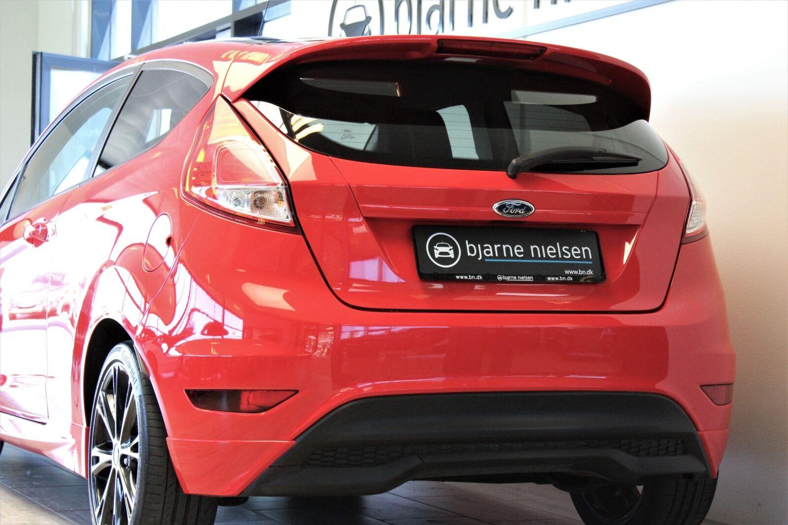 Ford Fiesta 1,0 SCTi 140 Red Edition - billede 3