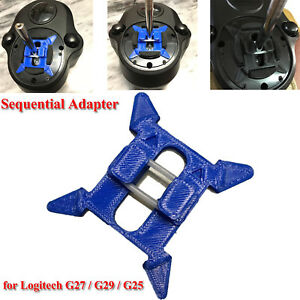 Sequential Adapter Pad Replacement For Logitech G27 G29 G920 G25 Gear Shifter Ebay