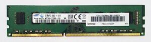Samsung-8-Go-DDR3-1600-MHz-Desktop-PC-RAM-PC3-Memoire-12800U-240pin-2Rx8-1x8GB