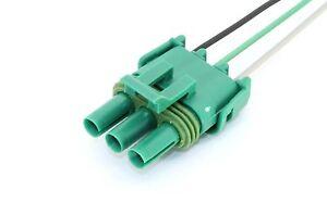 subaru map sensor wiring diagram lt1 map sensor wiring map sensor connector pigtail wiring 92-97 lt1 lt4 camaro corvette 707568350911 | ebay