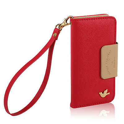 New Wallet Card Holder PU Leather Flip case Cover For Phone  4/4S 5/5S 6/6plus