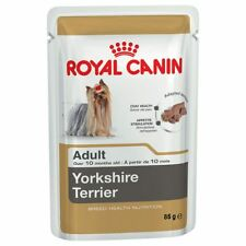 Royal Canin Breed Yorkshire Terrier suitable over 10 months 85g hight protein