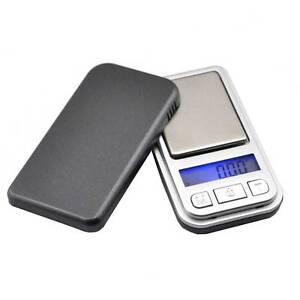 200g/0,01g Mini Digital-Taschen-Waage Goldwaage Juwelierwaage Feinwaage 7x4cm