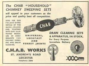 1953-Chab-Chimney-Sweeping-Sets-St-Andrews-Road-Leicester-Ad