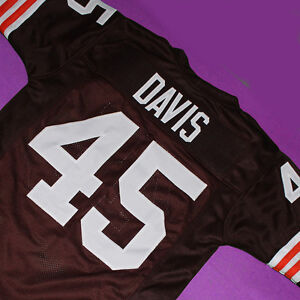 THE EXPRESS MOVIE FOOTBALL JERSEY ERNIE DAVIS  45 SEWN NEW ANY SIZE ... 5fb4b6de0