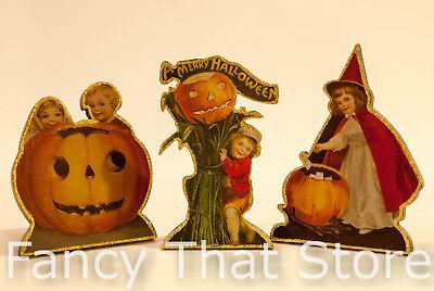 Halloween Fun Dummy Boards Set of 3ESC 36010New