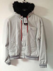O-039-neill-Pietra-pelosa-Cappuccio-Ski-Jacket-Coat-RET-99-99-BNWT