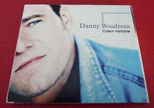 Digipak-Double-CD-Danny-Boudreau-Coeur-Variable-Musicaction-Canada-Album