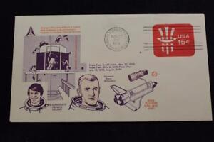 Espacio-Cubierta-1979-Maquina-Cancelado-Fase-2-Telescopio-Reparar-Practice-5279