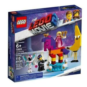 LEGO-70824-THE-LEGO-MOVIE-2-Introducing-Queen-Watevra-WaNabi-New-Sealed