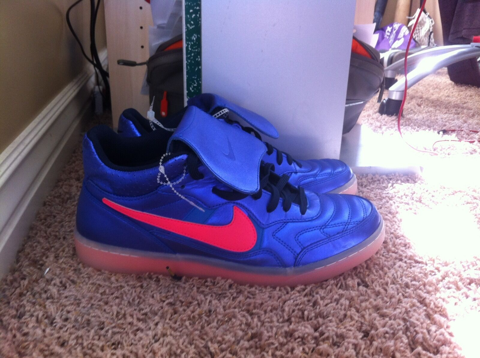 Athletic Shoes Nike high top tiempo 94 shoe size 10