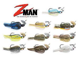 Z-Man-Project-Z-Chatterbait-3-8-Oz-Fishing-Lure-Bass-Walleye-Trout-ZMan-Baits