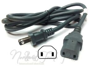 yanw US 2 Prong Power Supply AC Adapter Cable Cord for Xbox 360 Jasper Falcon 10FT