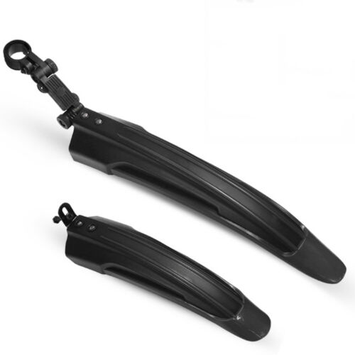 Road Mountain Bike Bicycle Cycling Tire Front//Rear Mud Guard Mudguard Fender Set
