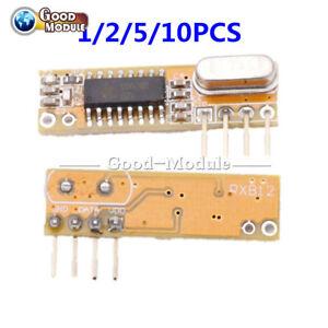 1-2-5-10PCS-RXB12-Super-heterodyne-RF-Wireless-Receivers-Module-433MHZ-for-AVR