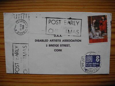 WunderschöNen Irland/ireland 1983 Nachporto/postage Due Brief Nach Cork HeißEr Verkauf 50-70% Rabatt Irland Europa