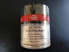 Revlon ColorStay Aqua Mineral Makeup / Foundation - LIGHT  #030 - New / Sealed