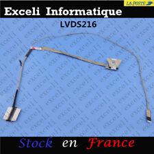 cythonworks Cable Video LCD LED ecran Affichage pour LVDS HP ProBook G1 Series 6017B0440201