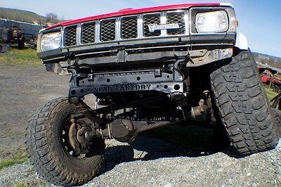 Solid Axle Swap Front Hanger For Toyota SAS Rock Crawler Leaf Spring Hanger
