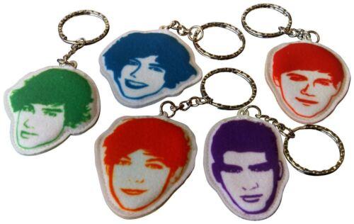 PORTACHIAVI in tessuto 1D One Direction