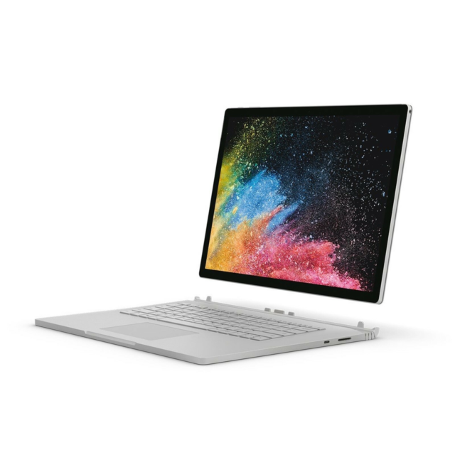 Microsoft Surface book w/ performance base, 2,6 GHz, 8 GB…
