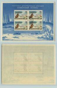 La-Russie-URSS-1955-SC-1767-A-Utilise-souvenir-sheet-rta8010