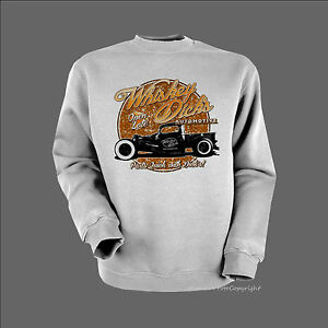 Sudadera-Hot-Rod-COCHE-OLDTIMER-Camioneta-truck-Vintage-Coche-Garaje-1019