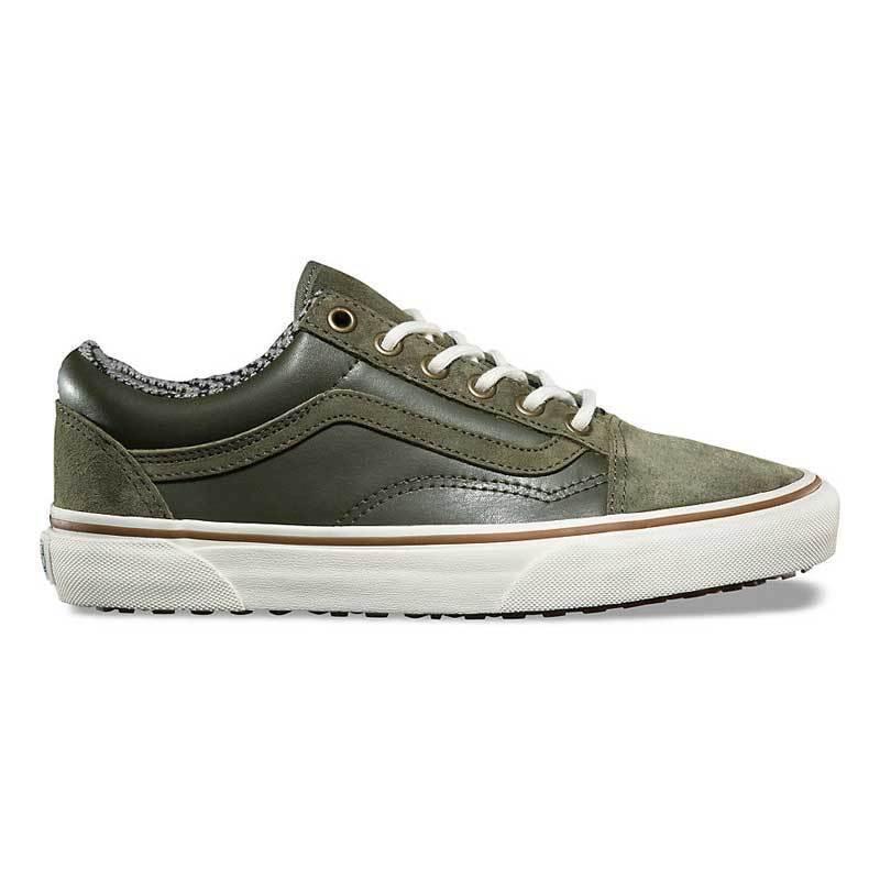 Chaussures Vans Old Skool MTE MTE MTE Grape Leaf Marshmallow - Baskets & Skateboard 2aed9b