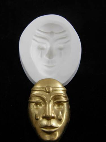 #MD1047 Large Mask Polymer Clay Mold