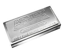 100 oz APMEX Silver Stackable Bar - SKU #50645