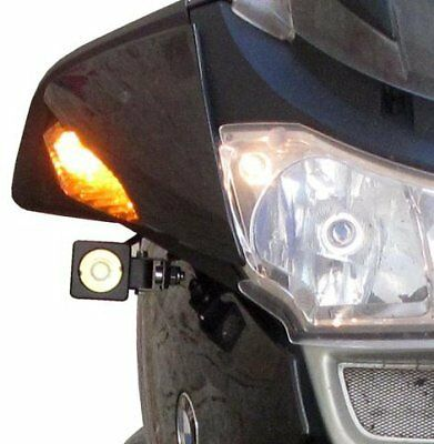Denali Auxiliary Light Mounting Kit to fit BMW R1200 RT 2005-2013