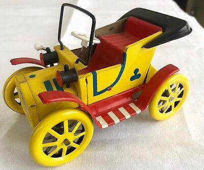 Autos & Lkw Schneidig Schönes Blech-model-auto Aus Der Vitrine Nie Bespielt üBerlegene Materialien Spielzeug