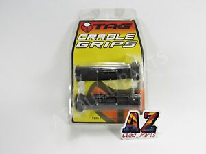 Tag-ATV-Handlebar-Grips-Black-Can-Am-DS450-DS-650-DS-450-650-Renegade-Outlander
