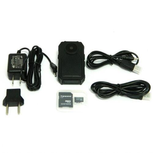 Lawmate PV-50HD2W Mini Micro Covert Cam WiFi HD 1080p Police Body Camera