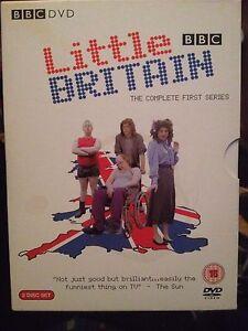 Little-Britain-Series-1-DVD-2004-2-Disc-Set