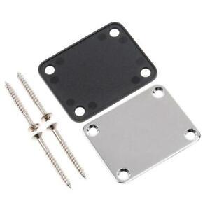 Screws-Electric-Telecaster-Neck-Guitar-Neck-Plate