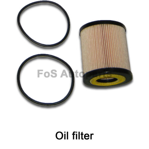 VAUXHALL ZAFIRA MK2//B 1.9 CDTI OIL AIR FUEL CABIN FILTER SERVICE KIT 2005-2014