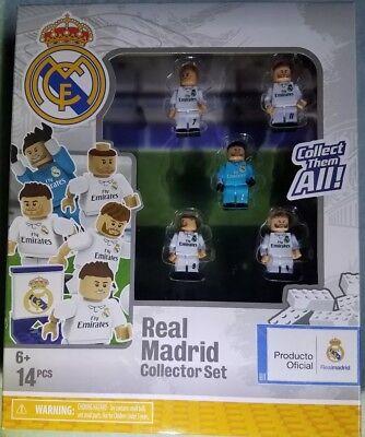 Soccer Football Action Figure Figurine Toni Kroos Real Madrid #8