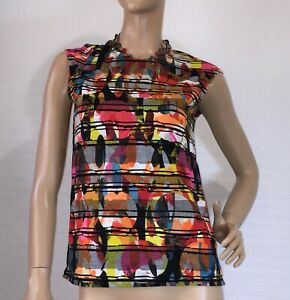 ANDIAMO-SIZE-10-STRETCH-TOP-AS-NEW