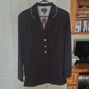 Ladies-Eous-Dressage-Olympia-Show-Coat-size-12