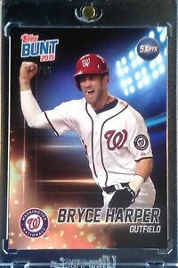 2015-Topps-Bunt-Bryce-Harper-Player-Code-Card-Crossover-Nationals-SP-25