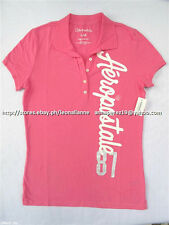 67% OFF! AUTH AEROPOSTALE 87 VERTICAL JERSEY POLO SHIRT SMALL BNW US$ 24.5+